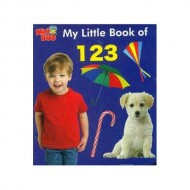 My Little Book Of 123 Board Book Om Books