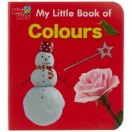My Little Book Of Colours Board Book Om Books