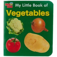 My Little Book Of Vegetables Board Book Om Books