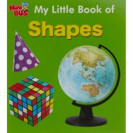 My Little Book Of Shapes Board Book Om Books