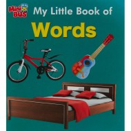 My Little Book Of Words Board Book Om Books