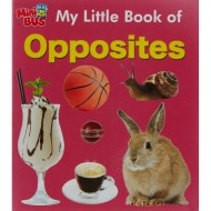 My Little Book Of Opposites Board Book Om Books