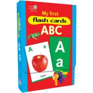 My First Flash Cards 123 Box Om Books