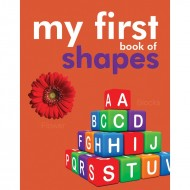 My First Book Of Shapes Padded Board Book Om Books