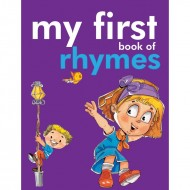 My First Book Of Rhymes Padded Board Book Om Books