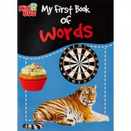 My First Book Of Words Paperback Om Books