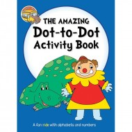 The Amazing Dot to dot Activity Book Binder Paperback Om Books
