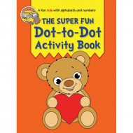 The Super Fun Dot to dot Activity Book Binder Paperback Om Books
