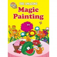 The Amazing Magic Painting Binder Paperback Om Books