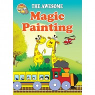 The Awesome Magic Painting Binder Paperback Om Books