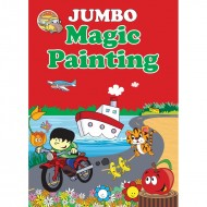 Jumbo Magic Painting Paperback Om Books