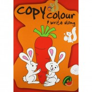 Great Copy Colour And Write Along Binder Paperback Om Books