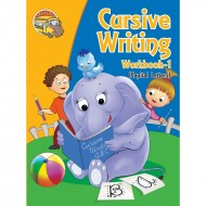 Cursive Writing Workbook 1 Paperback Om Books