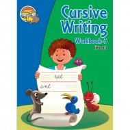 Cursive Writing Workbook 3 Paperback Om Books