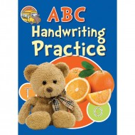 Abc Handwriting Practice Paperback Om Books