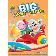 Big First Grade Paperback Om Books