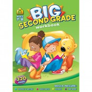 Big Second Grade Paperback Om Books