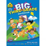 Big Third Grade Paperback Om Books