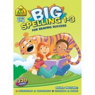 Big Spelling 13 Workbook Paperback Om Books