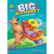Big Alphabet Workbook Paperback Om Books