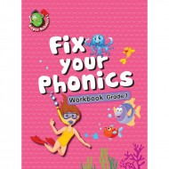 Fix Your Phonics Workbook Grade 1 Paperback Om Books
