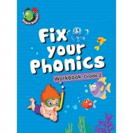 Fix Your Phonics Workbook Grade 2 Paperback Om Books
