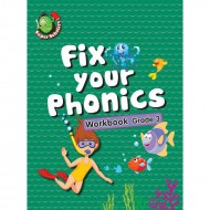 Fix Your Phonics Workbook Grade 3 Paperback Om Books