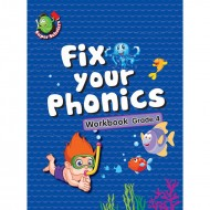 Fix Your Phonics Workbook Grade 4 Paperback Om Books