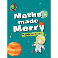 Maths Made Merry Workbook Grade 1 Paperback Om Books