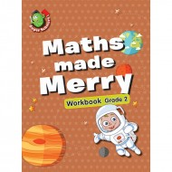 Maths Made Merry Workbook Grade 2 Paperback Om Books