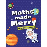 Maths Made Merry Workbook Grade 4 Paperback Om Books