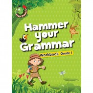Hammer Your Grammer Workbook Grade 1 Paperback Om Books