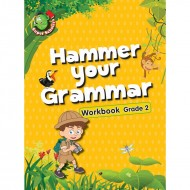 Hammer Your Grammer Workbook Grade 2 Paperback Om Books