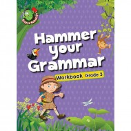 Hammer Your Grammer Workbook Grade 3 Paperback Om Books