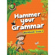 Hammer Your Grammer Workbook Grade 4 Paperback Om Books