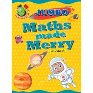 Jumbo Maths Made Merry Workbook Binder Paperback Om Books