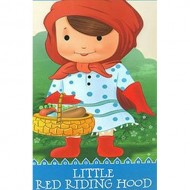 Little Red Riding Hood Paperback Om Books
