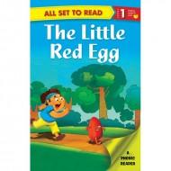 The Little Red Egg Paperback Om Books