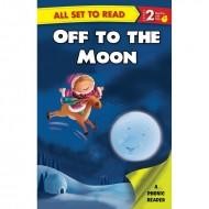 Off To The Moon Paperback Om Books