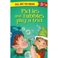 Pickles And Bubbles Play A Trick Paperback Om Books