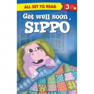 Get Well Soon, Sippo Paperback Om Books
