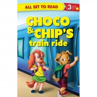 Choco And Chips Train Ride Paperback Om Books