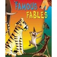 Famous Fables Jumbo Padded Book Om Books