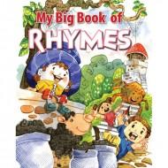 My Big Book Of Rhymes Jumbo Padded Book Om Books