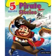 5 Minute Pirate Stories Hardback Om Books