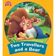 Two Travellers And A Bear Paperback Om Books