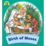 Birth Of Moses Paperback Om Books