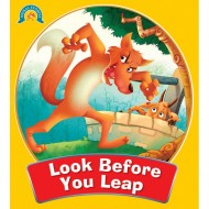 Look Before You Leap Paperback Om Books