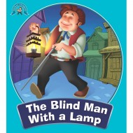 The Blind Man With A Lamp Paperback Om Books