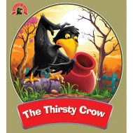 The Thirsty Crow Paperback Om Books
